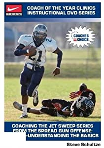 Coaching The Jet Sweep Series From The Spread Gun Offense Vol 1