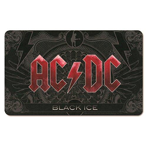 AC/DC - Black Ice Il tagliere - design originale concesso su licenza