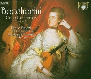 Boccherini - Cellokonzerte