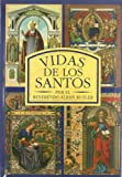 img - for Vidas de Los Santos (Spanish Edition) book / textbook / text book