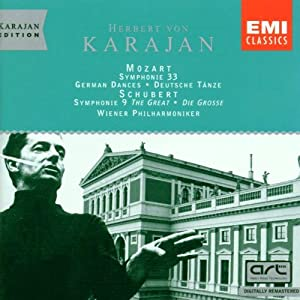 Mozart/Schubert:4 German Dance