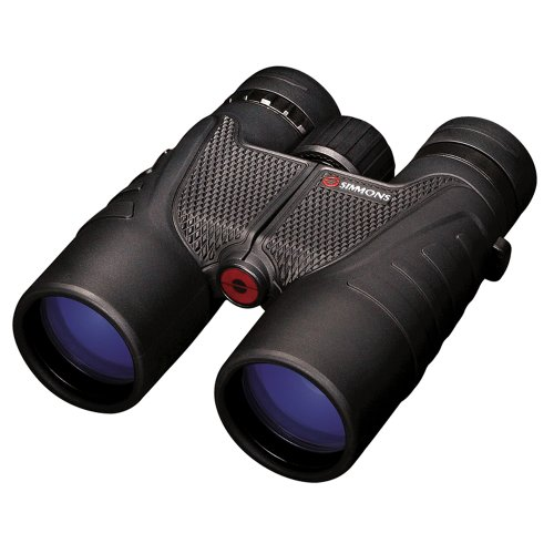 Brand New Simmons Prosport Roof Prism Binocular - 8 X 42 Black