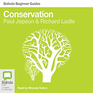 Conservation: Bolinda Beginner Guides Audiobook