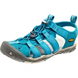Keen Womens CLEARWATER CNX W-CARIBBEAN SEA/PUMICE ST Sandals