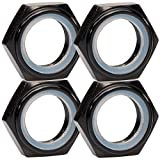 1:8 pernos y tuercas de sujeción colour negro 17 mm 6-Kant 4P Set part core 310015