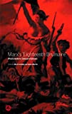 Marx's 'Eighteenth Brumaire': (Post)modern Interpretations (0745318304) by Mark Cowling
