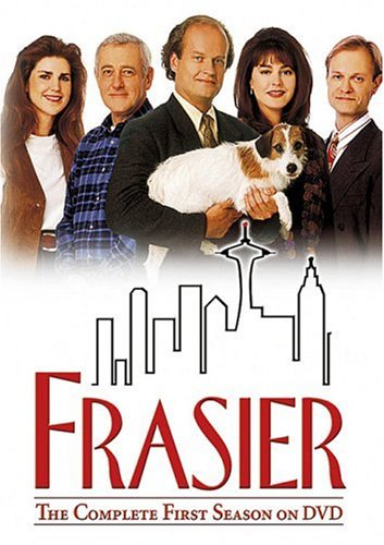 Frasier - Season 1 [DVD]
