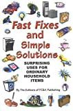 img - for Fast Fixes and Simple Solutions book / textbook / text book