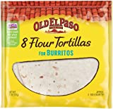 Old El Paso Tortilla Shell 8 count , 11-Ounce (Pack of 6)
