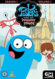 Fosters Home For Imaginary Friends [DVD]