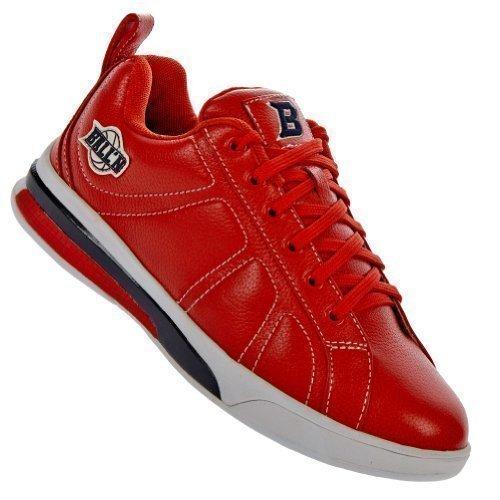 Palla`n Uomo Scarpe Da Basket - Sissignore Low rosso, Uomo, 45.5 EU