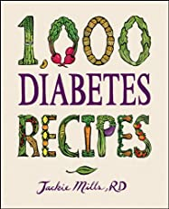 1,000 Diabetes Recipes (1,000 Recipes)