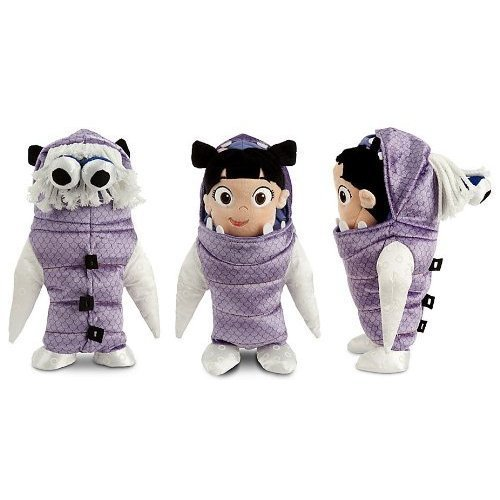 Disney/Pixar Monster's Inc. Boo Plush Doll in Costume 11