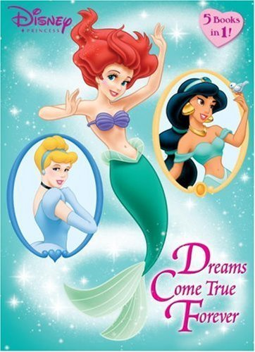 Dreams Come True Forever (Disney Princess) (Jumbo Coloring Book) [Paperback]
