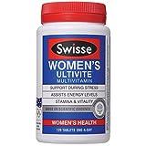 Swisse ウィメンズ アルティバイト120錠(マルチビタミン&ミネラル) ストレスの緩和に!女性のライフスタイルをサポート![海外直送品] [並行輸入品]