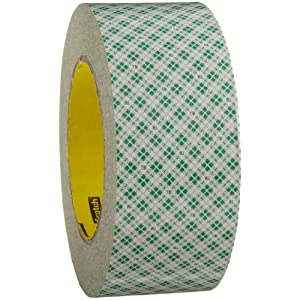 3M Double Coated Paper Tape 410M, 2 in x 36 yd 5.0 mil (Case of 24) at Sears.com