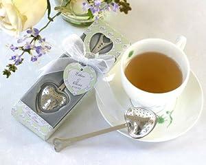 """Tea Time"" Heart Tea Infuser in Tea-Time Gift Box by KateAspen"