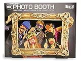 Toy - Photo Booth Foto Requisite mit goldenem Bilderrahmen
