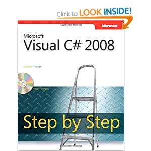 Microsoft Visual C# 2008 Step by Step 3rd Edition, Book/CD Package (PRO- Step by Step Developer)