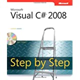 Microsoft Visual C# 2008 Step by Step 3rd Edition, Book/CD Package (PRO- Step by Step Developer)by John Sharp