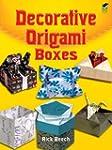 Decorative Origami Boxes