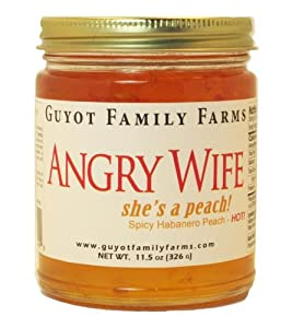 Angry Wife Spicy Jelly by Guyot Family Farms
