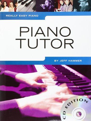 Really Easy Piano Tutor CD (Book & CD)