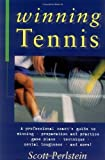 img - for Winning Tennis by Scott Perlstein (1999-09-01) book / textbook / text book