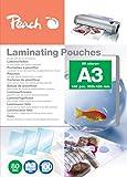 Peach PP580-01 Laminierfolien A3, 80 mic, 100 Stück