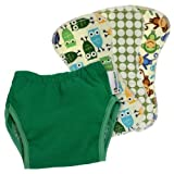 Mejor Bottom kit de entrenamiento de orinal, Pistacho, grande extra color: pistacho Tamaño: Extra grande (Baby/Babe/Infant - Little Ones)