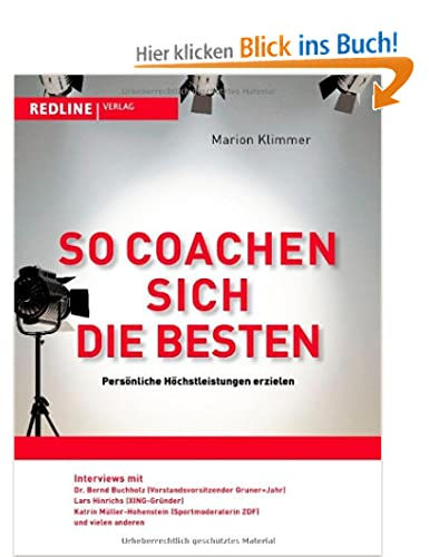 So coachen sich die Besten