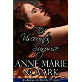 The Viscount's Surprise (Damsels in Breeches Regency Series)by Anne Marie Novark