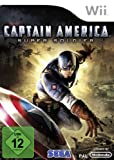 Captain America Super Soldier Wii - German Import
