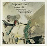 Frankel: Symphonies Nos. 4 and 6 - Mephistopheles Serenade
