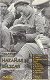Hazanas belicas / Deep War: Relatos (Narrativa Breve) (Spanish Edition) (8495642069) by Juan Jose Arreola