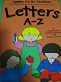 Letters A-Z (Apples for Teacher)