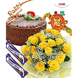 Rakhi Delight Hamper