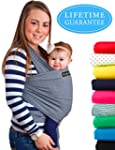 4-in-1 CuddleBug Baby Wrap Carrier |...