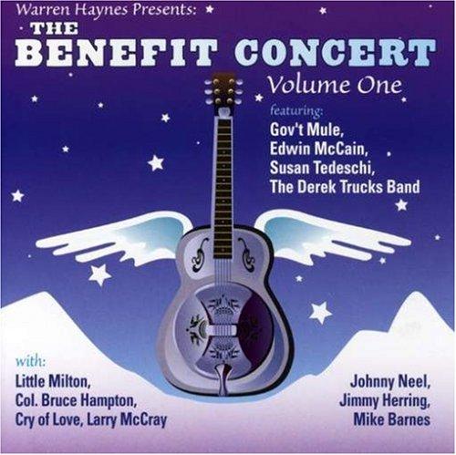 Edwin Mccain - Warren Haynes Presents: The Benefit Concert, Vol.1 - Zortam Music