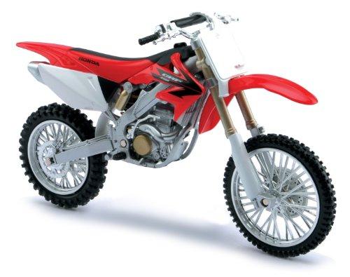 NewRay 1/32 Die-Cast Motorcycle: Honda 2006 CRF 450R