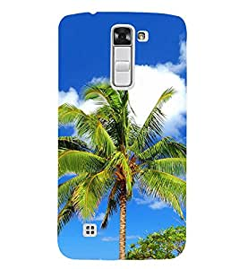 EPICCASE Summer Time Mobile Back Case Cover For LG K10 (Designer Case)