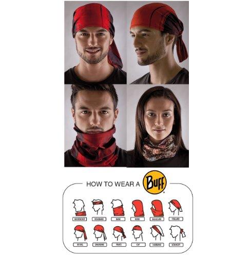 凑单品:BUFF 百福 国家地理系列 多用途 魔术头巾/骑行头巾 30款可选图片