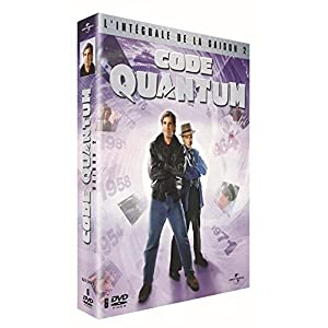 Code Quantum : L'intégrale saison 2 - Coffret 3 DVD