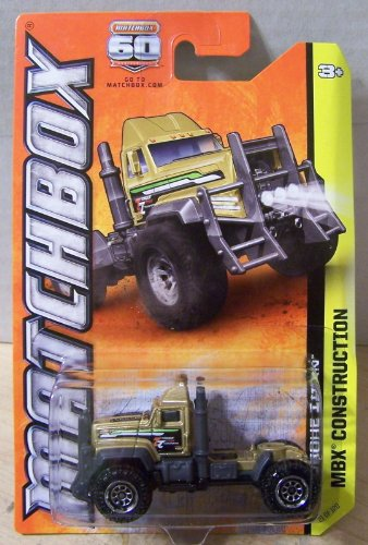 2013 Matchbox - MBX Construction - Torque Titan (21 of 120) - 1