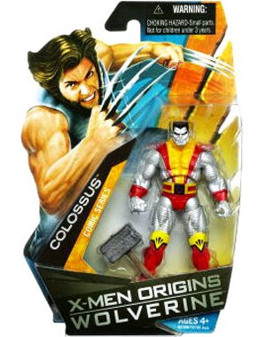 Buy Low Price Hasbro XMen Origins Wolverine Colossus Comic Series 3 3/4 Action Figure (B002QBBDG6)