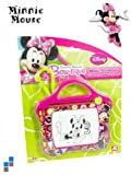 Disney Minnie Mouse: Travel Mini Magic Scribbler / Drawing Board / Magnetic Board / Doodle