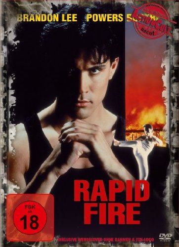 Rapid Fire (Action Cult, Uncut)