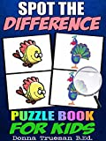 Children s Books: Spot the Difference Puzzle Book for Kids (Kids Puzzles 1)