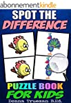 Spot the Difference Puzzle Book for K...