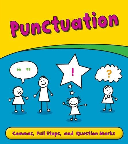 Punctuation: Commas, Full Stops, and Question Marks (Young Explorer: Getting to Grips with Grammar) (Full Stop Punctuation compare prices)